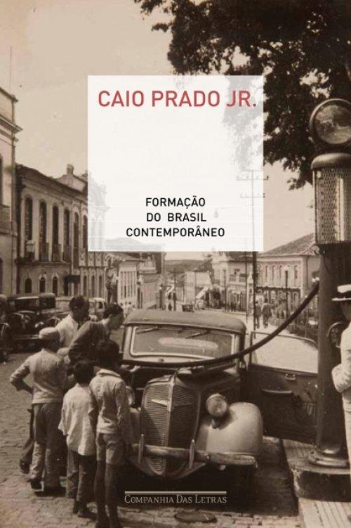 Capa da edição de 2011 publicada pela Companhia das Letras.