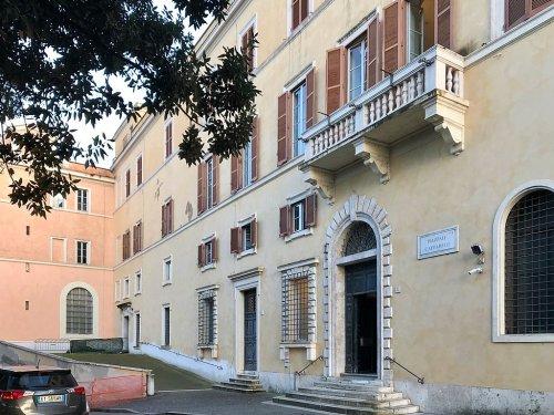 O Palazzo Caffarelli é um dos prédios que abriga o Museu Capitolino, no local onde ficava o templo de Júpiter.