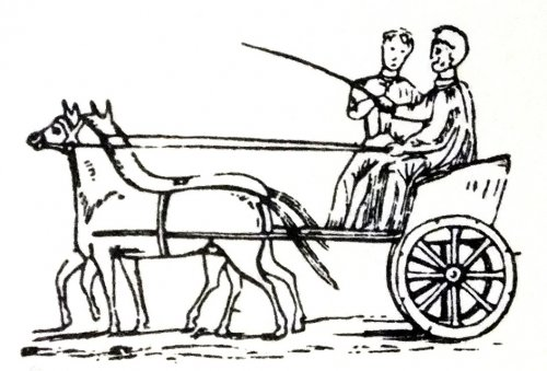 Cisium. Via Wikimedia Commons.