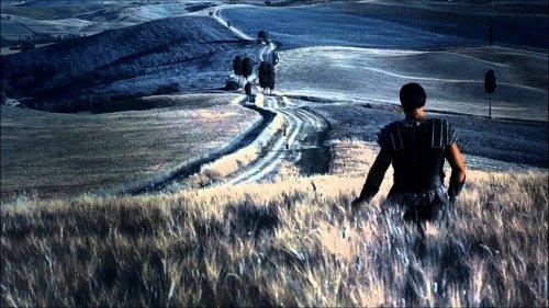A representação que o filme faz do pós-vida.