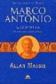 Capa do livro: Marco Antônio e Cleópatra