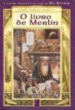 Capa do livro: O Livro de Merlin