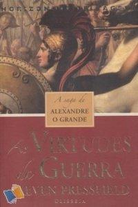 Capa do livro: As Virtudes da Guerra