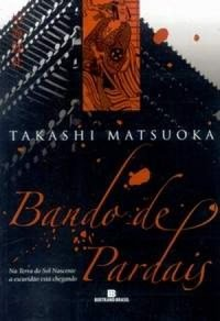 Capa do livro: Bando de Pardais