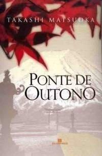 Capa do livro: Ponte de Outono