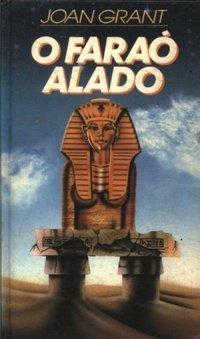 Capa do livro: O Faraó Alado