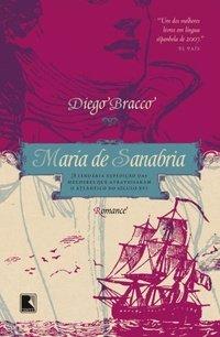 Capa do livro: Maria de Sanabria