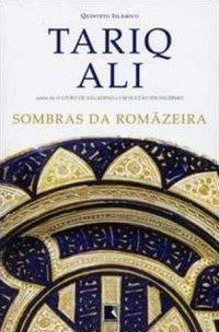 Capa do livro: Sombras da Romãzeira