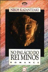 Capa do livro: No Palácio do Rei Minos