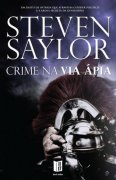 Capa do livro: Crime na Via Ápia