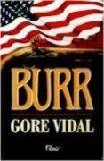 Capa do livro: Burr