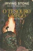 Capa do livro: O Tesouro Grego