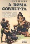Capa do livro: A Roma Corrupta
