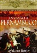 Capa do livro: Invasão a Pernambuco