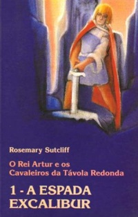 Capa do livro: A Espada Excalibur