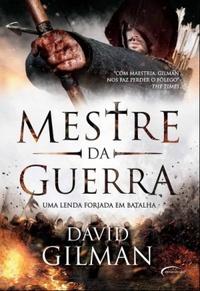 Capa do livro: Mestre da Guerra