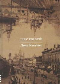 Capa do livro: Anna Kariênina