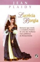 Capa do livro: Lucrécia Borgia