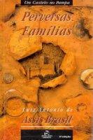 Capa do livro: Perversas Famílias