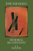Capa do livro: Memorial do Convento