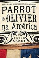 Capa do livro: Parrot e Olivier na América