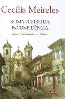 Capa do livro: Romanceiro da Inconfidência