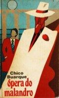 Capa do livro: Ópera do malandro