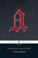 Capa do livro: A Letra Escarlate