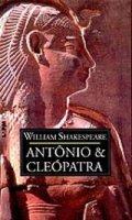 Capa do livro: Antônio e Cleópatra
