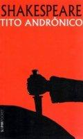 Capa do livro: Tito Andrônico
