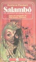 Capa do livro: Salambô - Um romance na antiga Cartago