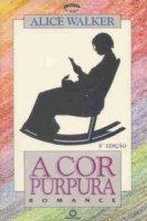 Capa do livro: A Cor Púrpura