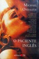 Capa do livro: O Paciente Inglês