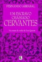 Capa do livro: Um escravo chamado Cervantes