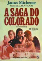 Capa do livro: A Saga do Colorado