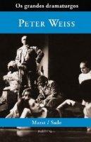 Capa do livro: Marat / Sade