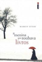 Capa do livro: A Menina que Roubava Livros