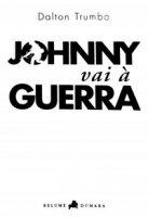 Capa do livro: Johnny Vai à Guerra