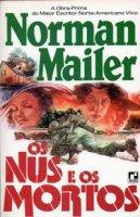 Capa do livro: Os Nus e Os Mortos