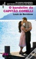 Capa do livro: O Bandolim do Capitão Corelli