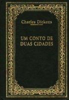 Capa do livro: Um Conto de Duas Cidades