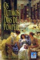 Capa do livro: Os Últimos Dias de Pompéia