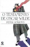 Capa do livro: O Testamento de Oscar Wilde
