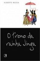 Capa do livro: O trono da rainha Jinga