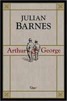 Capa do livro: Arthur & George