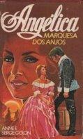 Capa do livro: Angélica, Marquesa dos Anjos