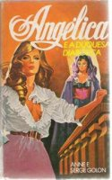 Capa do livro: Angélica e a Duquesa Diabólica