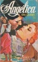 Capa do livro: Angélica em Quebec (1)
