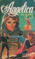 Capa do livro: Angélica em Quebec (2)