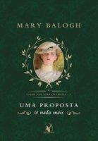 Capa do livro: Uma Proposta e Nada Mais